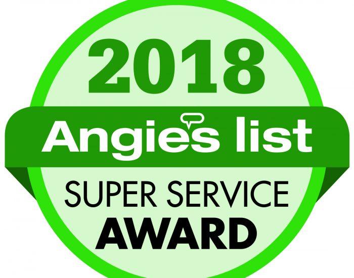 Angie's List Customer Service Award