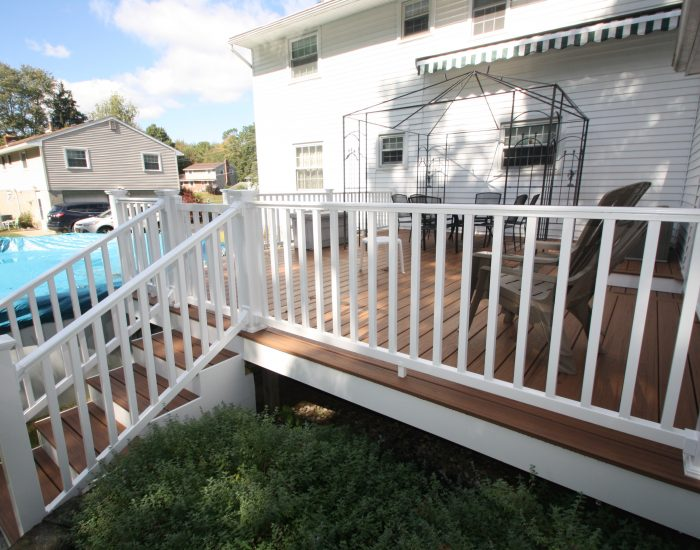 deck repalcement ny