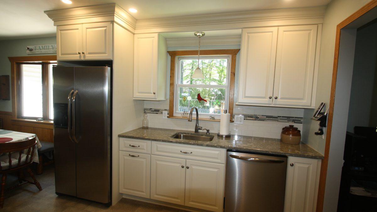 Voorheesville New York Kitchen Remodel Project | Bennett ...