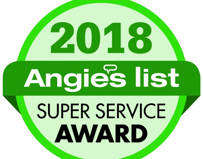 Angie's List Customer Service Award