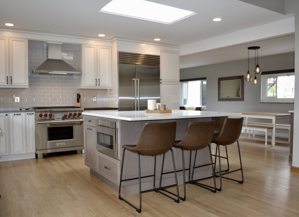 What are the Most Popular Kitchen Layouts? | Bennett ...