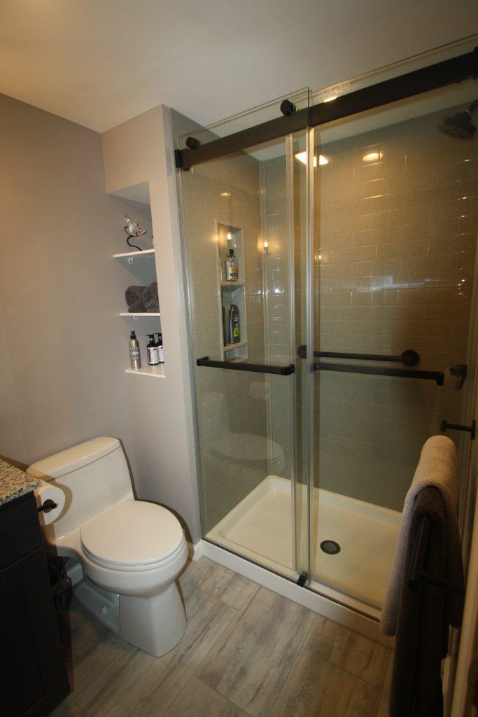 small bathroom remodeling tips in new york  bennett