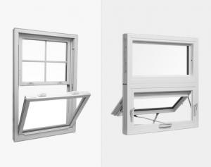 A new window installation